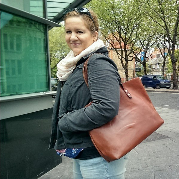 Whipping Post Tote