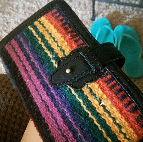 Love41 Lana Clutch Wallet in Black