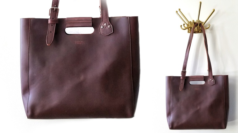 Saddleback Leather Co Leather Tote Chestnut Theperfectleatherbag Danae Hoppe.jpeg
